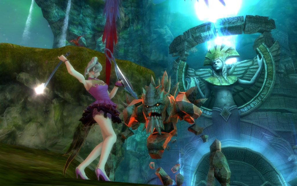Free to Play MMO Aion