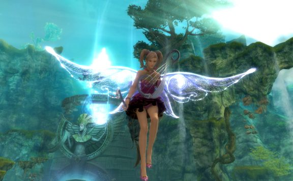 MMORPG AION Screenshot