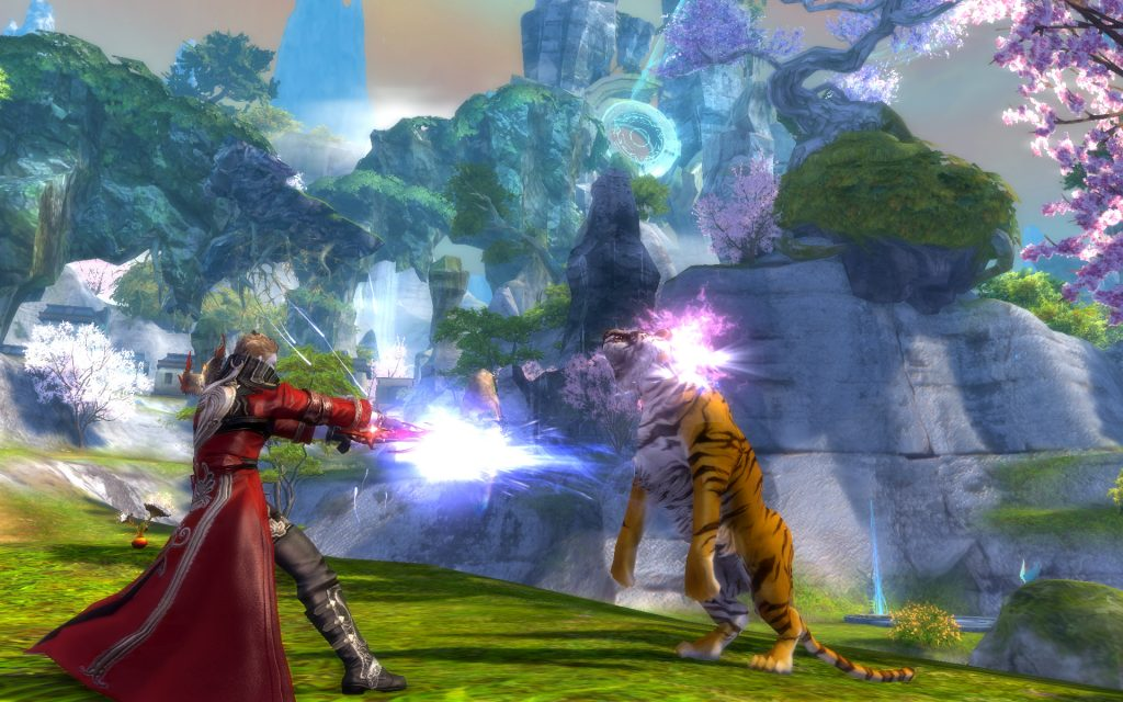 AIon MMORPG Screenshot
