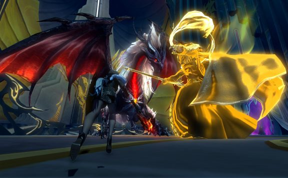 F2P MMO Aion