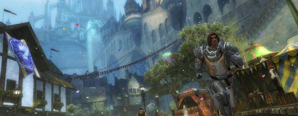 Das MMO Guild Wars 2 bis zum 7. Oktober kostenlos spielen