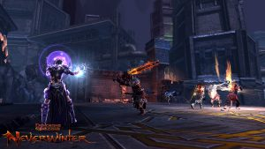 Neverwinter F2P MMO