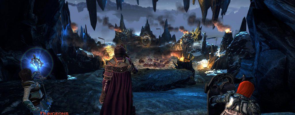 Neverwinter: Nächste Erweiterung bringt neues Reittier-System und alte Dungeons