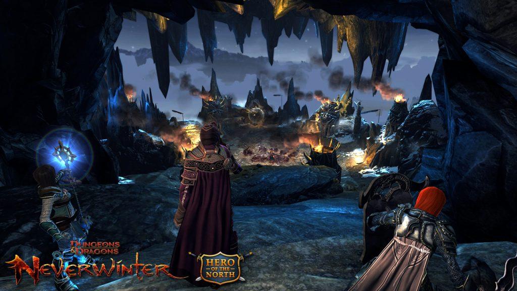 Neverwinter Online Rollenspiel kostenlos