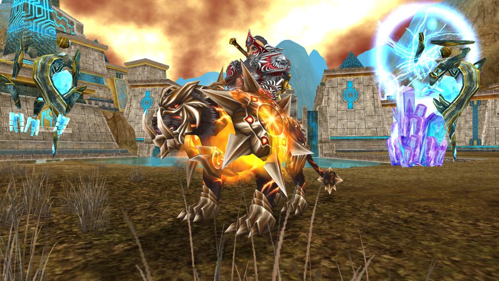 Runes of Magic kostenloses MMO