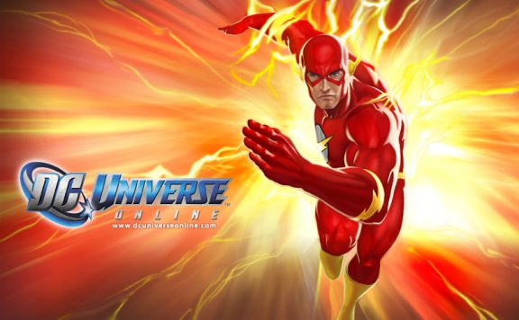 DC Universe Online MMO