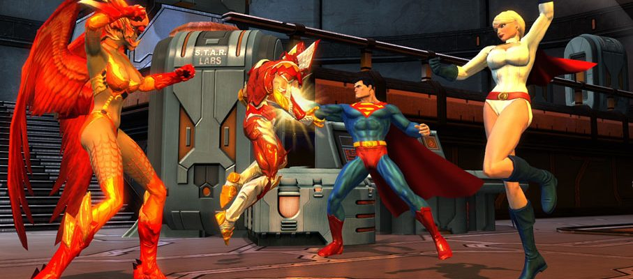 DC Universe Online bringt in 2018 erstmal Superman um
