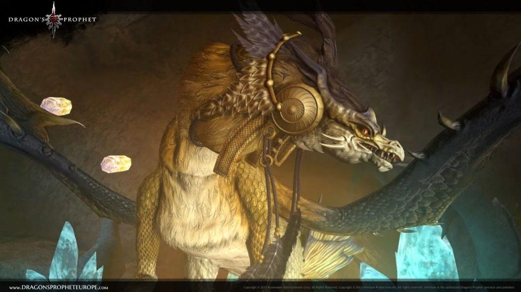 Dragon's Prophet: Blut und Feuer