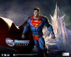 DC Universe Online Superman