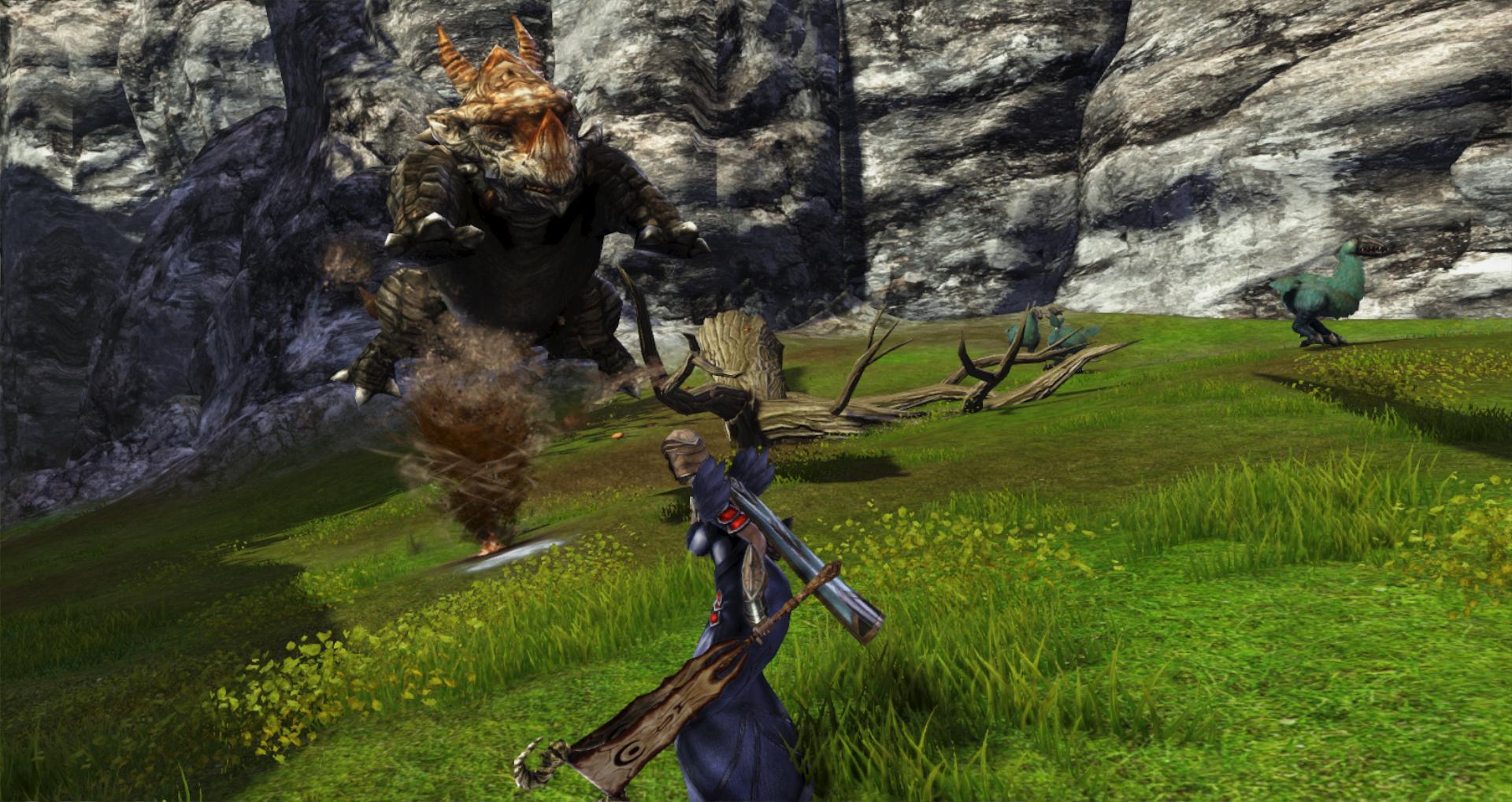 Dragon's Prophet - Screenshot Action