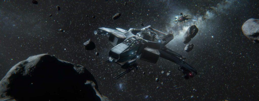 Star Citizen: Single-Player-Kampagne Squadron 42 auf unbestimmte Zeit verschoben
