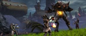 Rift: Kampf gegen Boss