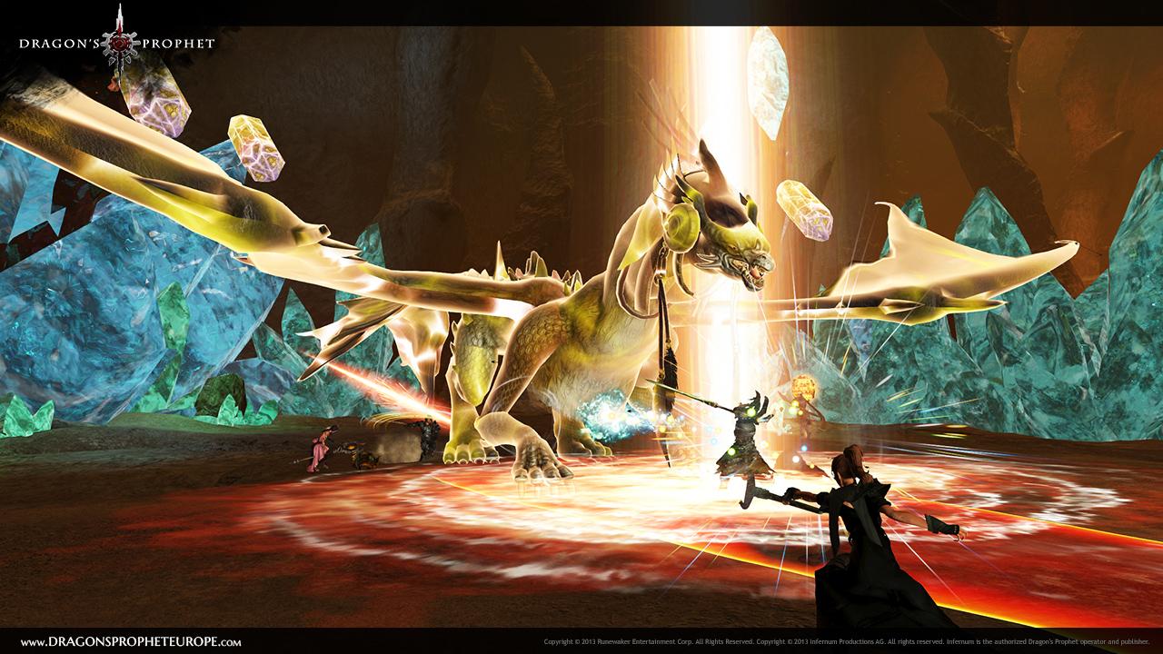 Dragon's Prophet: Boss Samms