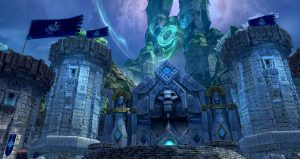 Stahlmauerbastion in Aion