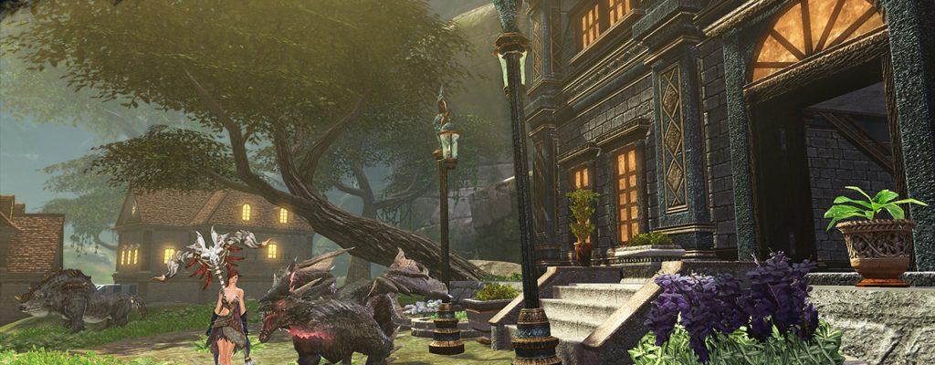 Player Housing in NPC-Städten oder lieber individuell gestaltete Orte?