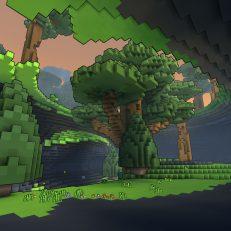 Wald in Trove