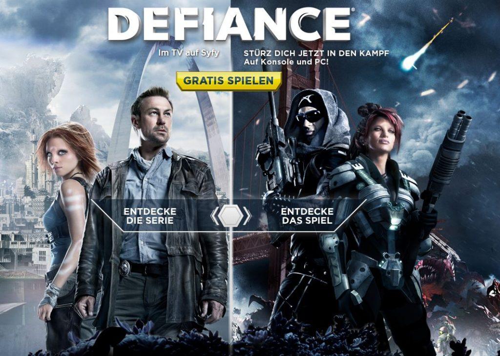 Defiance Website