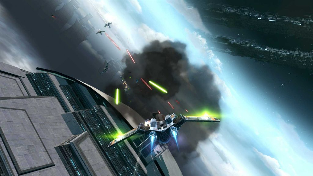 SWTOR: Galactic Starfighter
