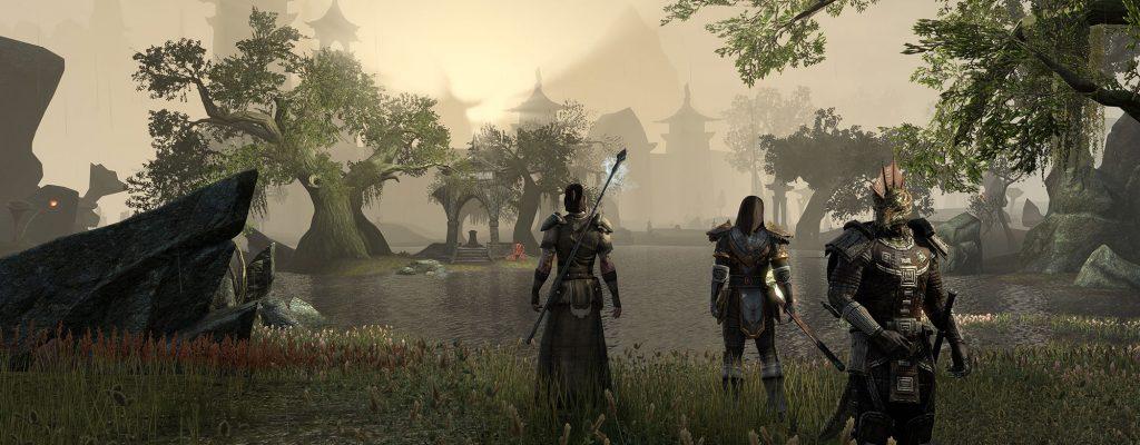 The Elder Scrolls Online: Test-Server nun mit EU-Helden