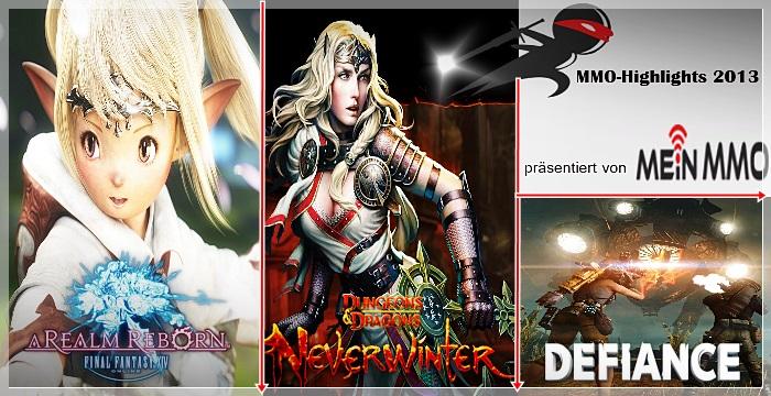 Jahresrückblick: MMO Highlights in 2013