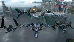 Galactic Starfighter: Raumschiffe