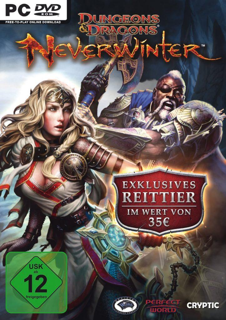 Neverwinter Box-Version