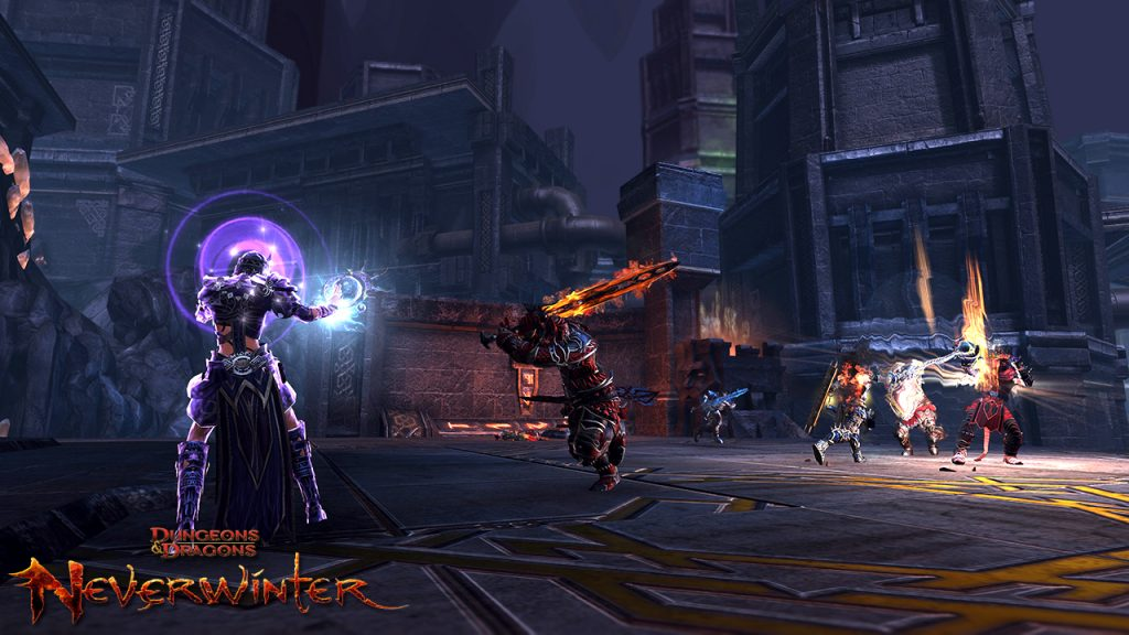 Neverwinter Highlight 2013