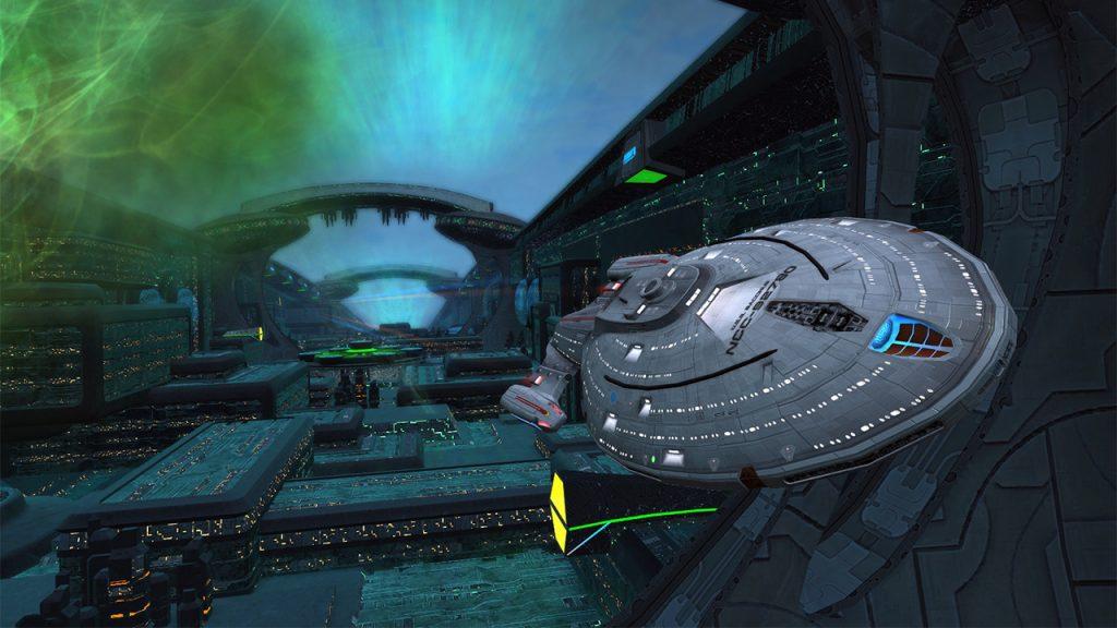 Star Trek Online Raumschiff