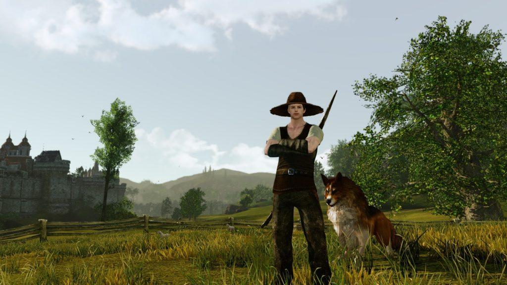 ArcheAge MMORPG 2014