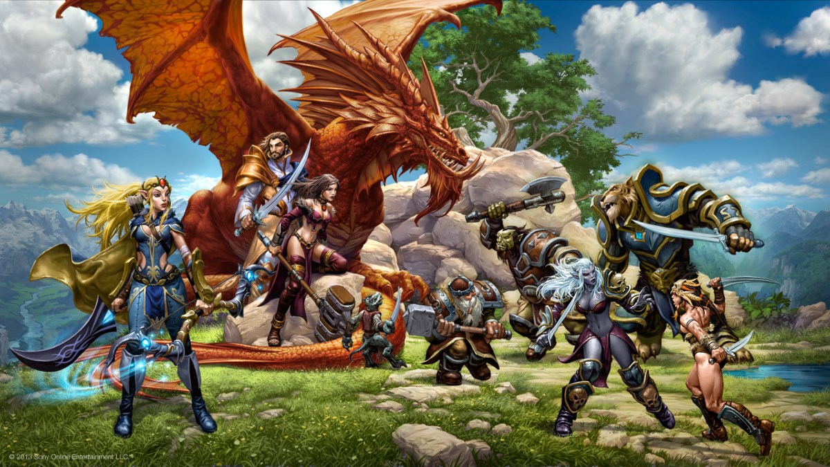 Everquest Next (eingestellt)