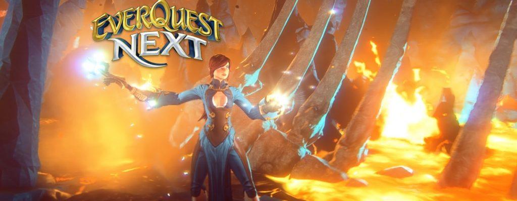 Everquest Next: MMORPG-Hoffnungsträger – Auf der Suche nach dem heiligen Gral: Einer lebendigen MMO-Welt
