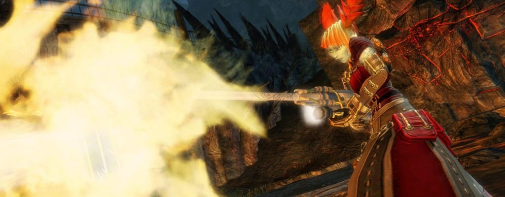 DDOS-Attacke auf Guild Wars 2