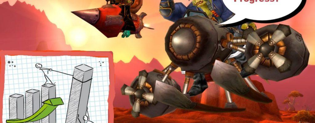 Mein-MMO fragt: Brauchen Games ein Fortschritt-System?