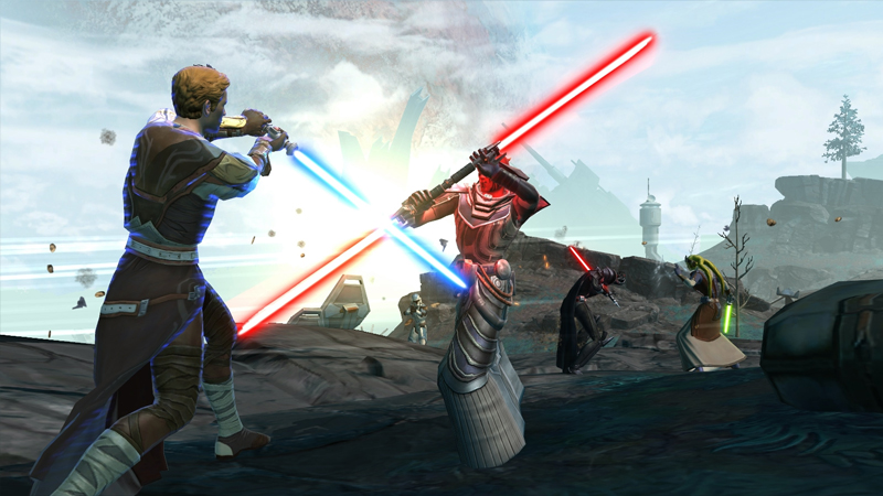 PvP  Battleground SWTOR