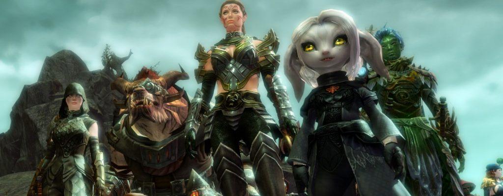 5 MMORPGs, die ihr einmal kaufen und immer spielen könnt