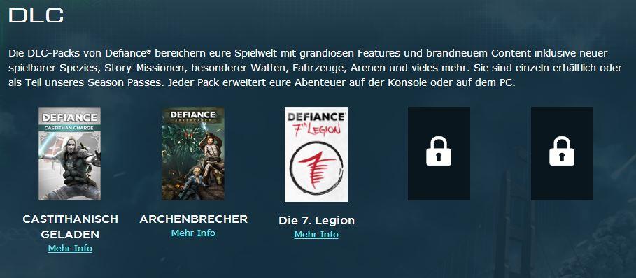 DLCs 3 von 5 - Defiance
