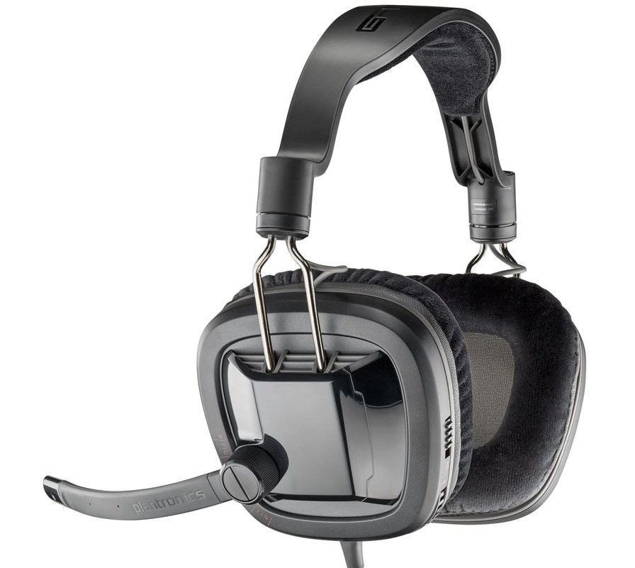 Plantronics GameCom 380 Gaming Headset