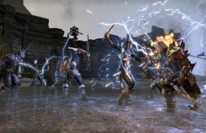 The Elder Scrolls Online PvP