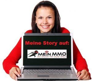 Mein Story auf Mein MMO