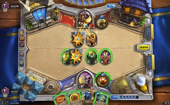 Hearthstone Duell