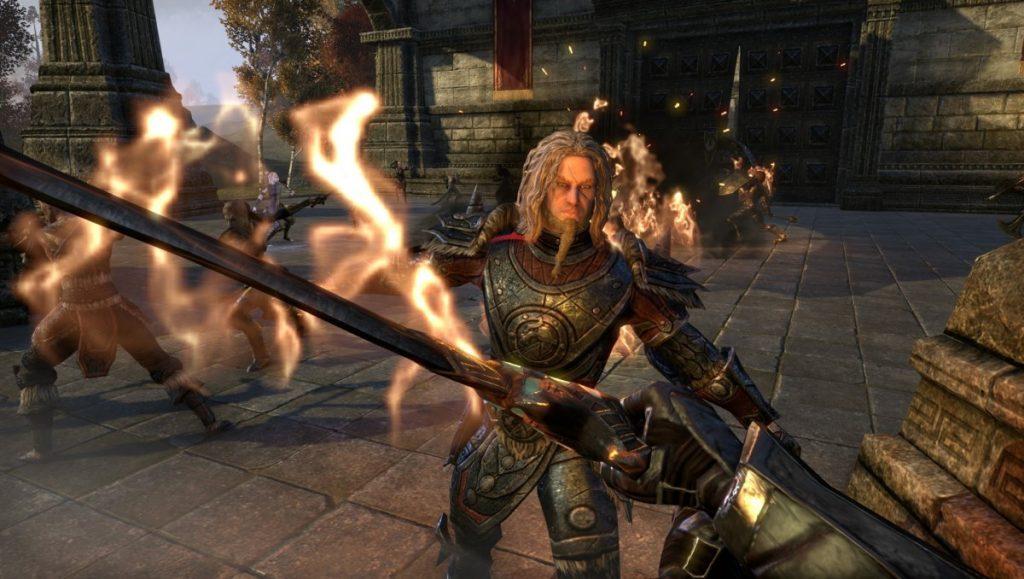 Elder Scrolls Online PvP Cyrodiil