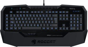 Roccat Isku Illuminated Gaming Tastatur
