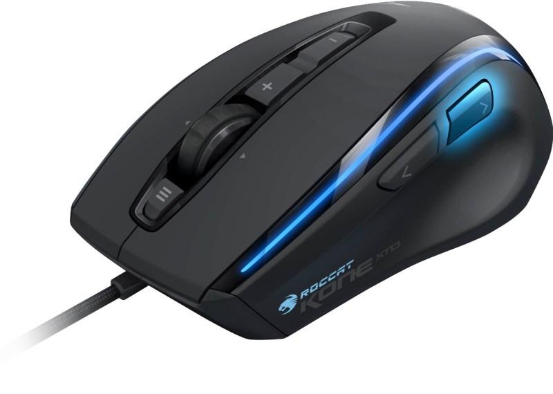 Roccat Kone XTD Max Customization Gaming Maus