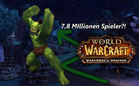 WoW - Spielerzahlen