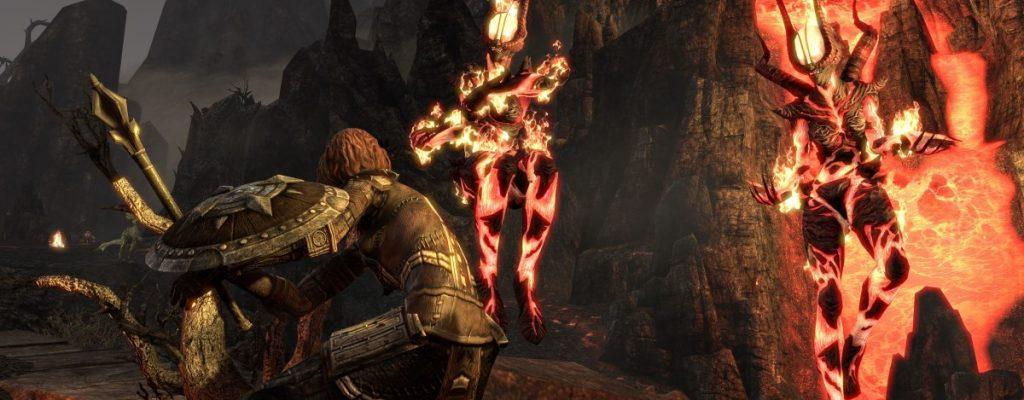 Elder Scrolls Online: Update 5 wird riesig, leitet Umbruch ein