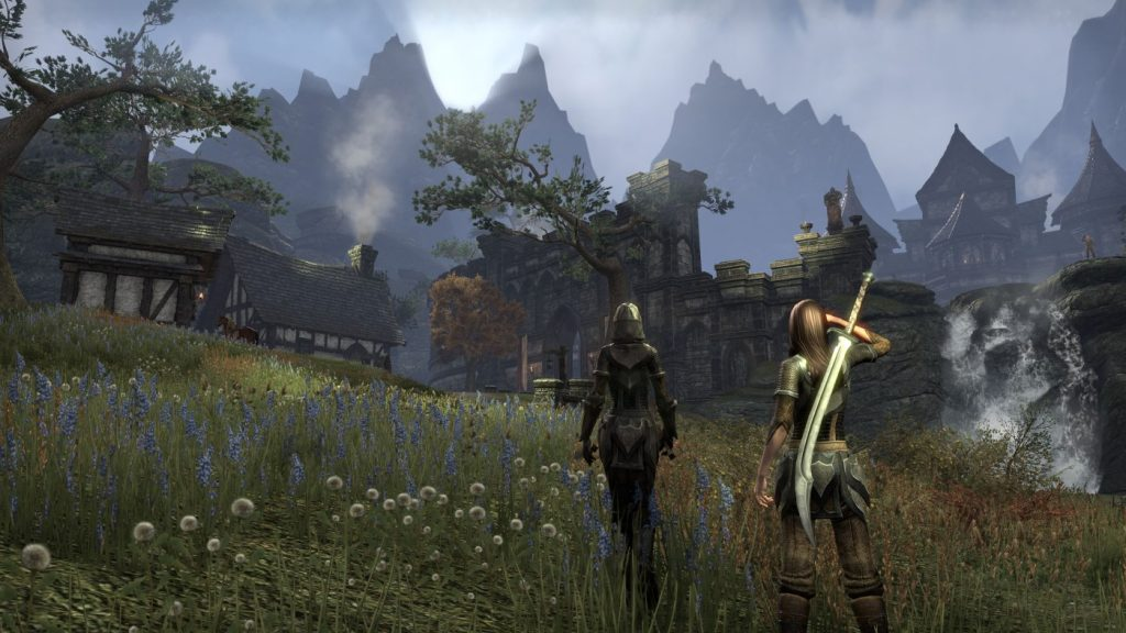 The Elder Scrolls Online: Grafik