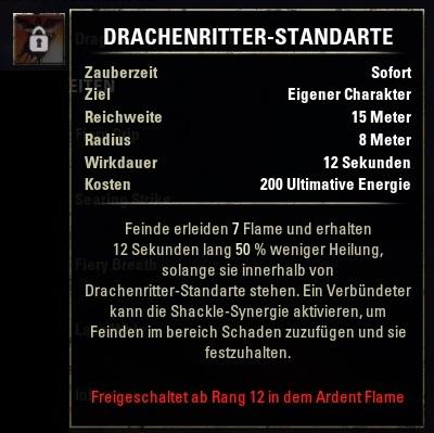 1 Drachenritter-Standarte