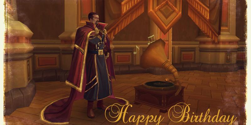 Allods Online: Feiert den Geburtstag von Yasker