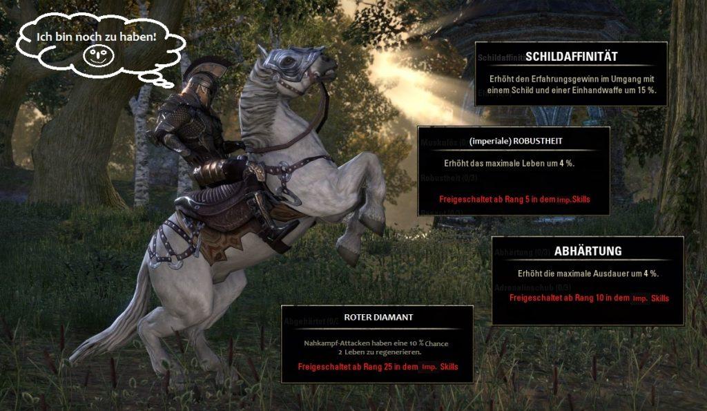 Rasse in Elder Scrolls Online: Imperiale