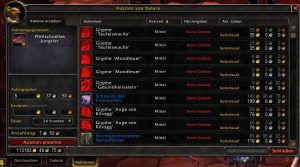 Auktionshaus in World of Warcraft